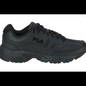 FILAS WORK SHOES SIZE 9.5 NEVER WORN